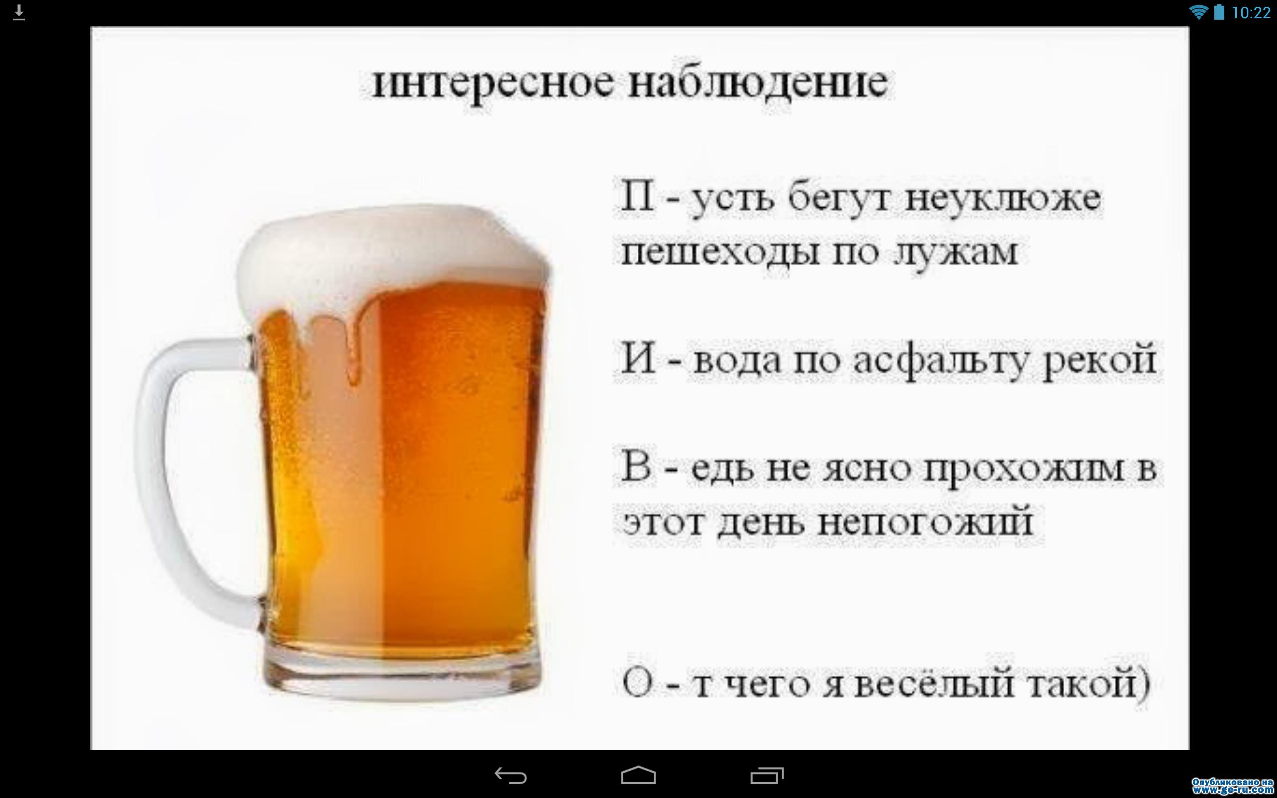 приколы пиво картинки