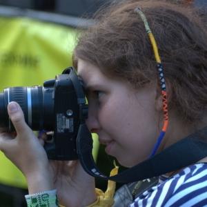 Фотографиня