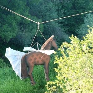 Летающая лошадь