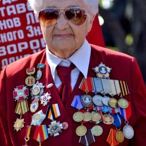 День Победы в Москве 2015 г.
