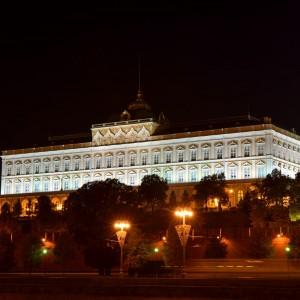 Государственный Кремлёвский дворец.